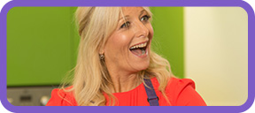 Gut Week 2015 Cookery School with Gaby Roslin